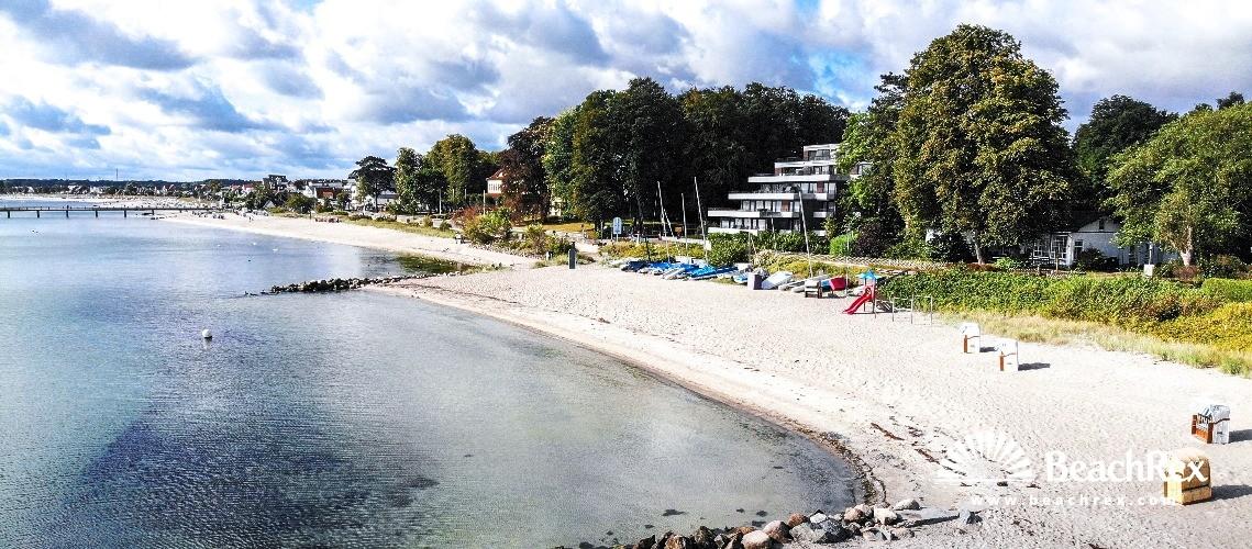 Germany - SchleswigHolstein -  Scharbeutz - Strand Haffkrug