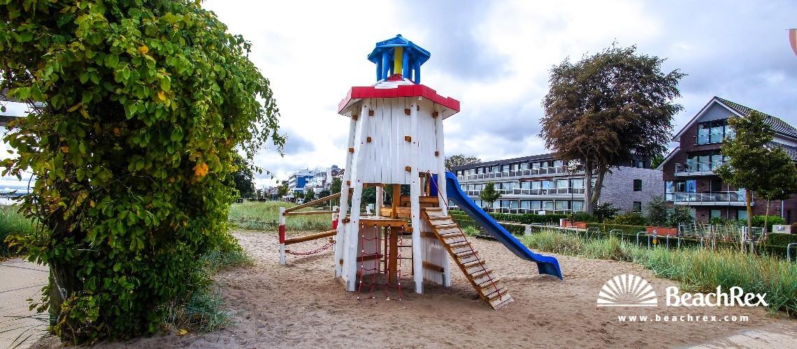 Germany - SchleswigHolstein -  Scharbeutz - Strand Scharbeutz