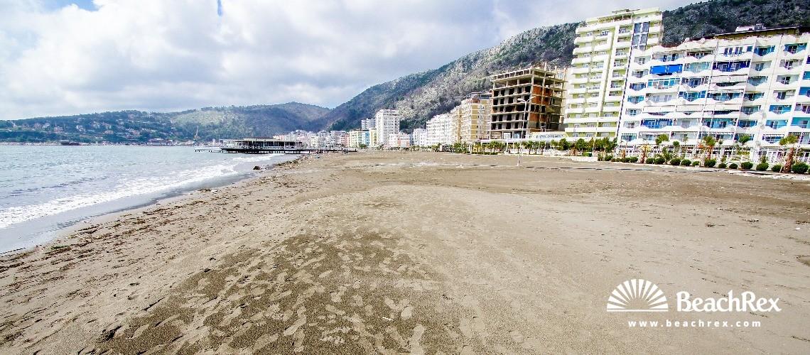 Albania - Lezhë -  Shëngjin - Plazhi Shëngjin