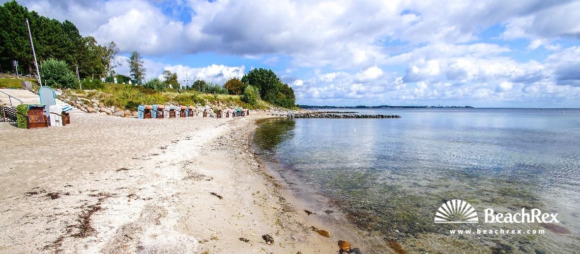 Germany - SchleswigHolstein -  Sierksdorf - Strand Sierksdorf