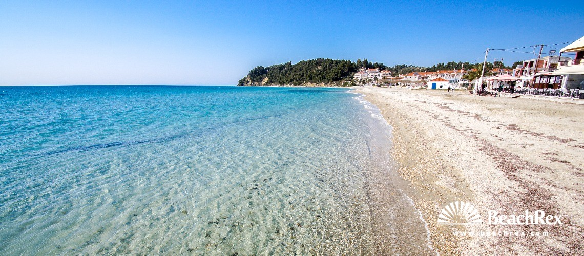 Greece - Kentriki Makedonia -  Siviri - Paralia Siviris