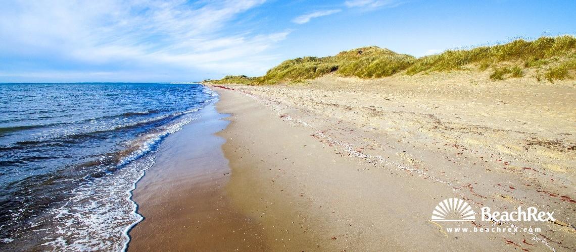 Denmark - Nordjylland -  Skagen - Strand Damstederne