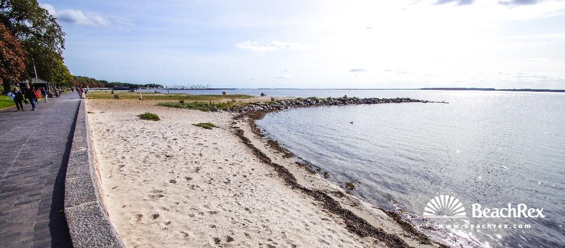 Denmark - Syddanmark - Als -  Sønderborg - Strand Sønderborg