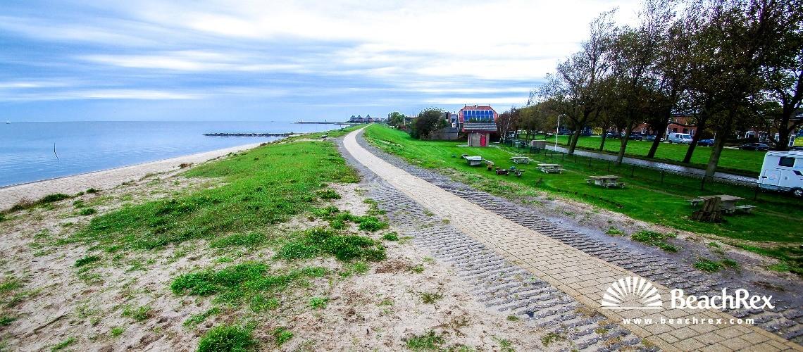 Netherlands - Friesland -  Stavoren - Strand Stavoren