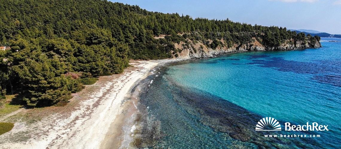 Greece - Kentriki Makedonia -  Stiladari - Paralia Stiladari