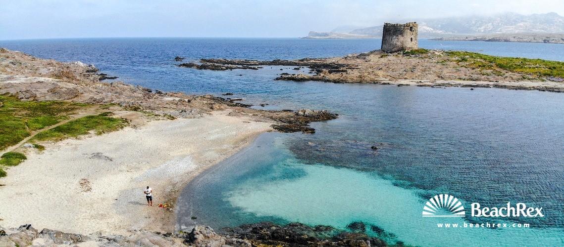 Italy - Sassari - Sardegna -  Stintino - Beach della Pelosetta