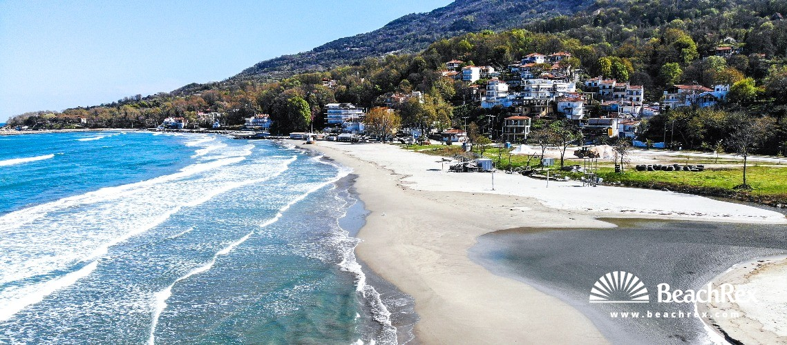 Greece - Thessalia -  Stomio - Paralia Stomio