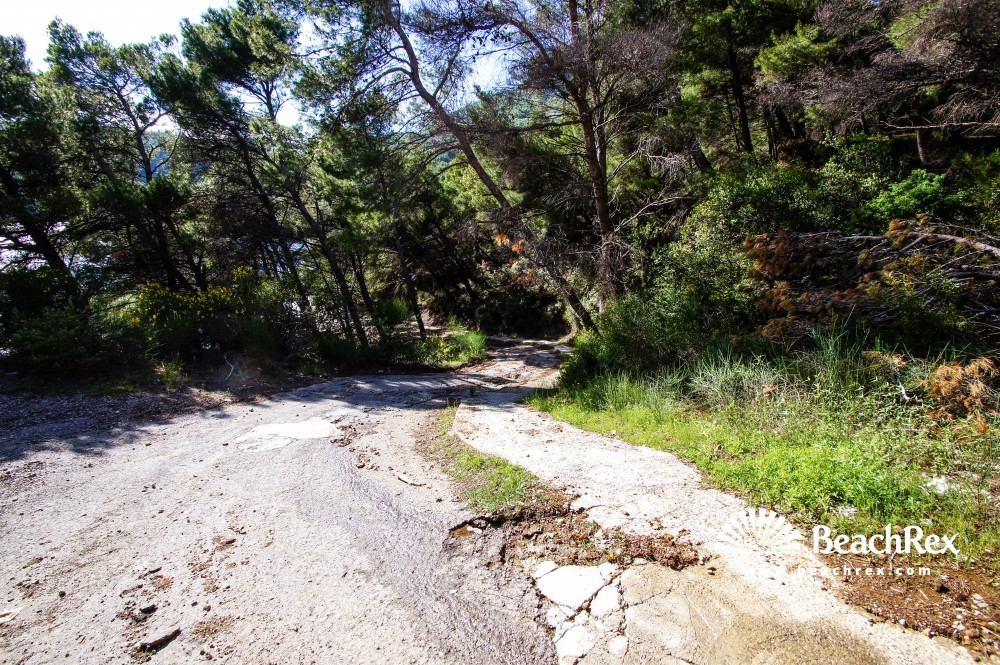 Montenegro - Bar -  Sutomore - Beach Maljevik