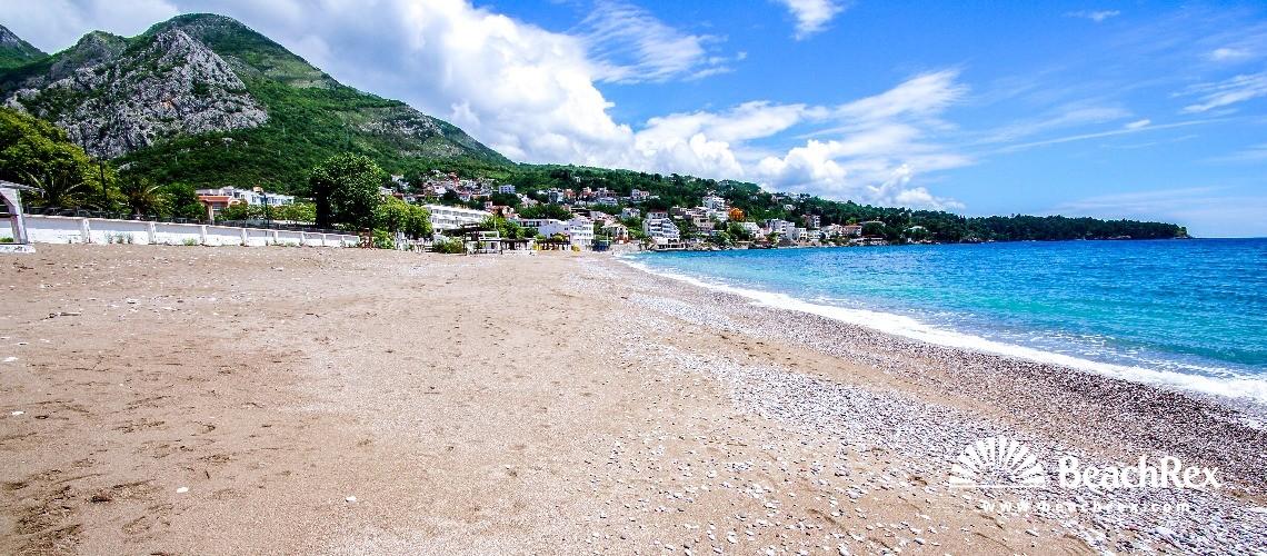 Montenegro - Bar -  Sutomore - Beach Sutomore