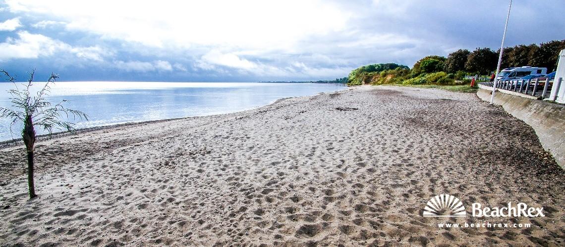 Denmark - Syddanmark - Als -  Sydals - Strand Mommark