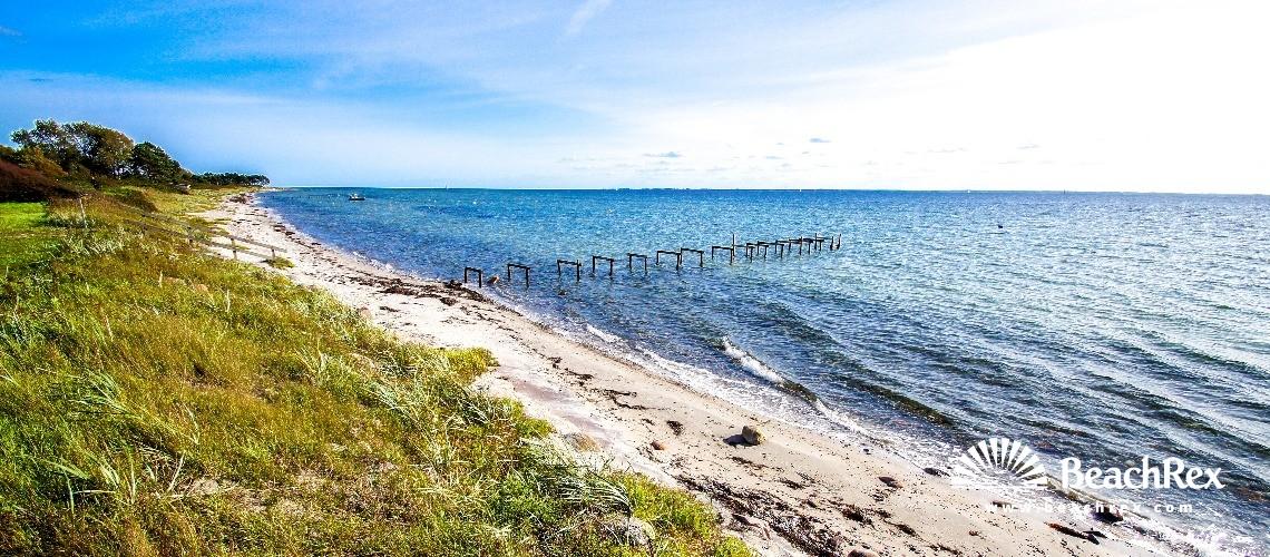 Denmark - Syddanmark - Als -  Sydals - Strand Østerby