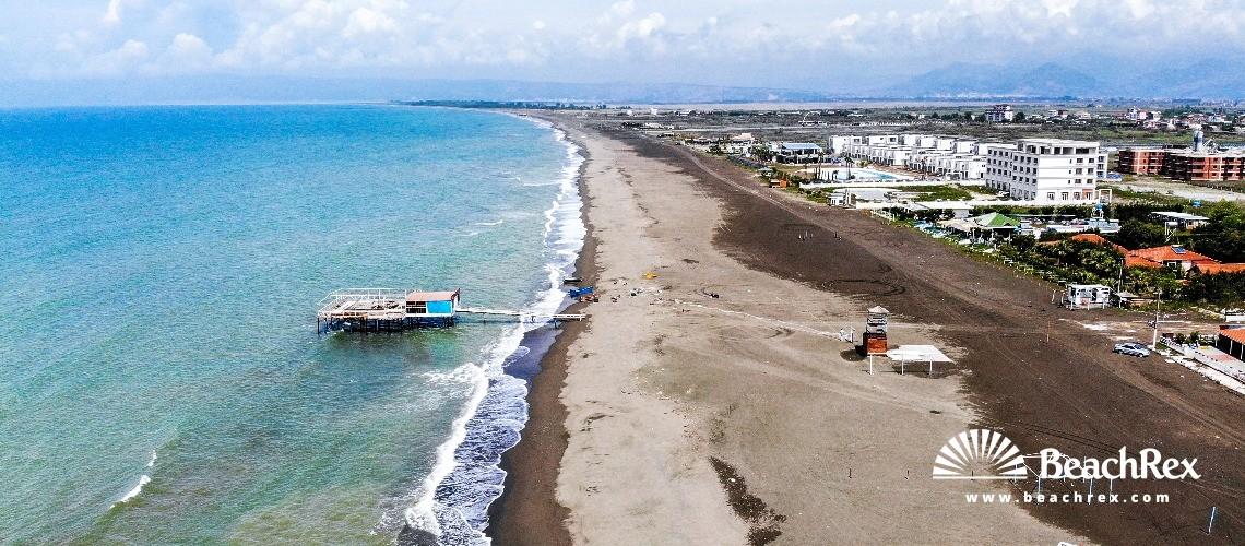 Albania - Lezhë -  Tale - Plazhi Talë