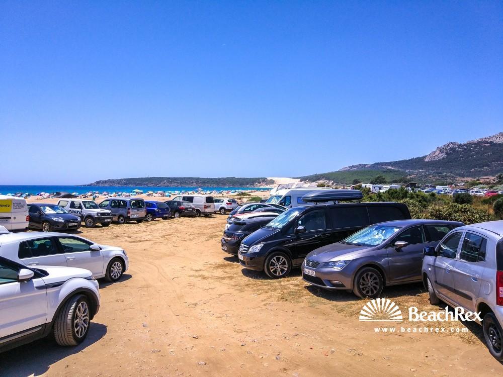 Spain - Andalucia -  Tarifa - Playa de Bolonia