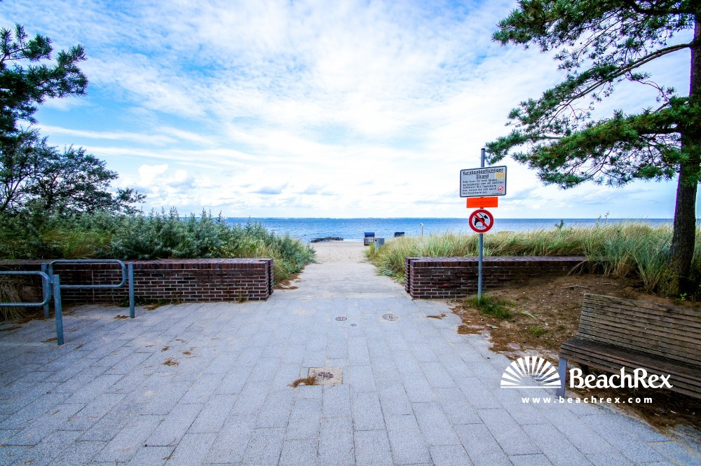 Germany - SchleswigHolstein -  Timmendorfer Strand - Strand Niendorf