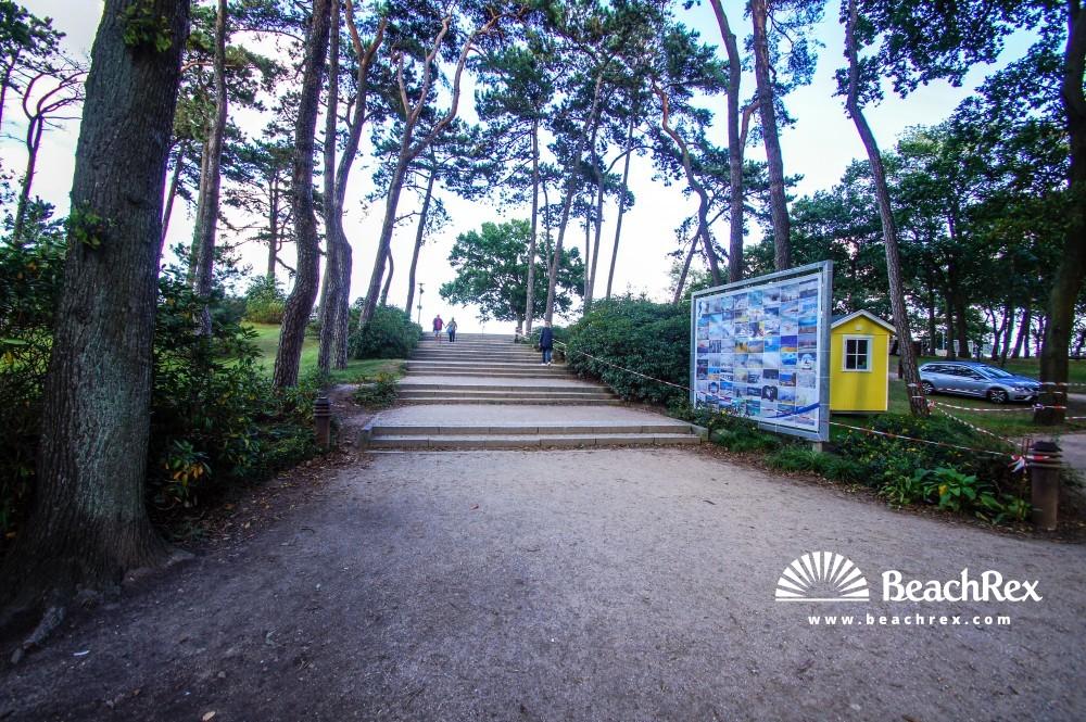Germany - SchleswigHolstein -  Timmendorfer Strand - Timmendorfer Strand