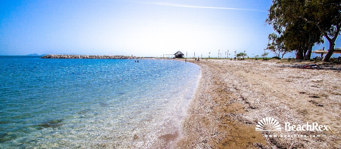 Greece - Dytiki Ellada -  Tourlida - Paralia Tourlida