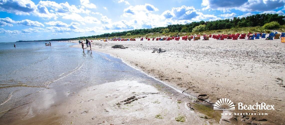 Germany - MecklenburgVorpommern - Usedom -  Trassenheide - Strand Trassenheide