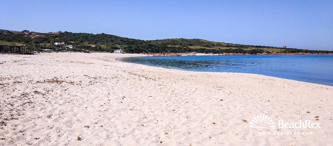 Italy - Sassari - Sardegna -  Trinità d'Agultu e Vignola - Beach La Marinedda