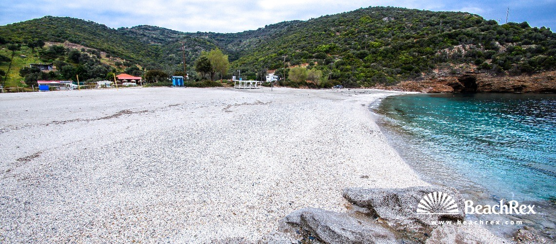 Greece - Sterea Ellada - Euboea -  Tsakei - Paralia Limiona Mesochorion