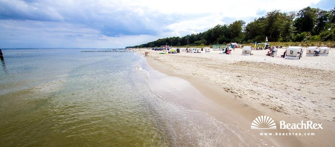 Germany - MecklenburgVorpommern - Usedom -  Ückeritz - Strand Ückeritz