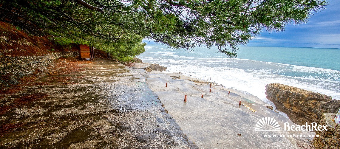 Montenegro - Ulcinj -  Ulcinj - Beach Albatros