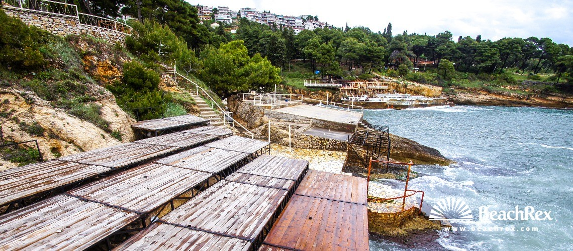 Montenegro - Ulcinj -  Ulcinj - Beach Aquarius