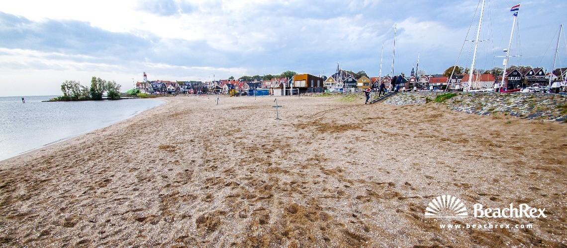 Netherlands - Flevoland -  Urk - Strand Staversekade