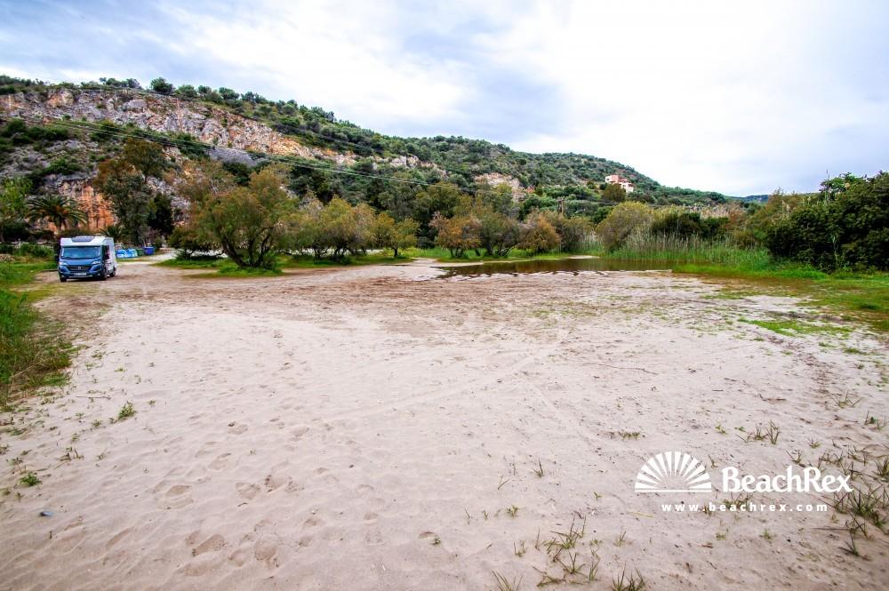 Greece - Peloponnisos -  Valtaki - Paralia Valtaki