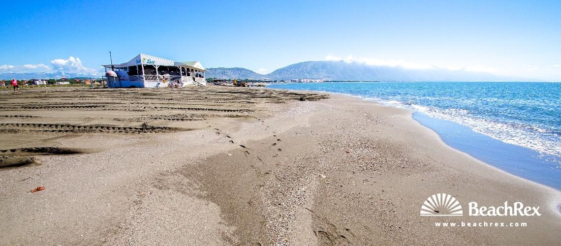 Albania - Shkodër -  Velipojë - Plazhi Ada