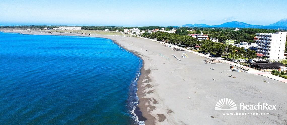 Albania - Shkodër -  Velipojë - Plazhi Velipojës