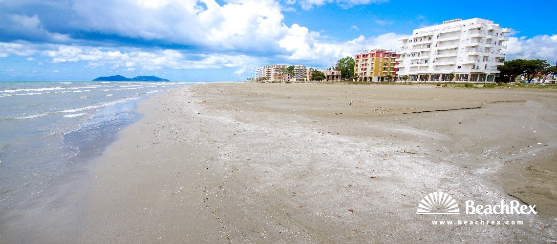 Albania - Vlorë -  Vlorë - Plazhi Vjetër