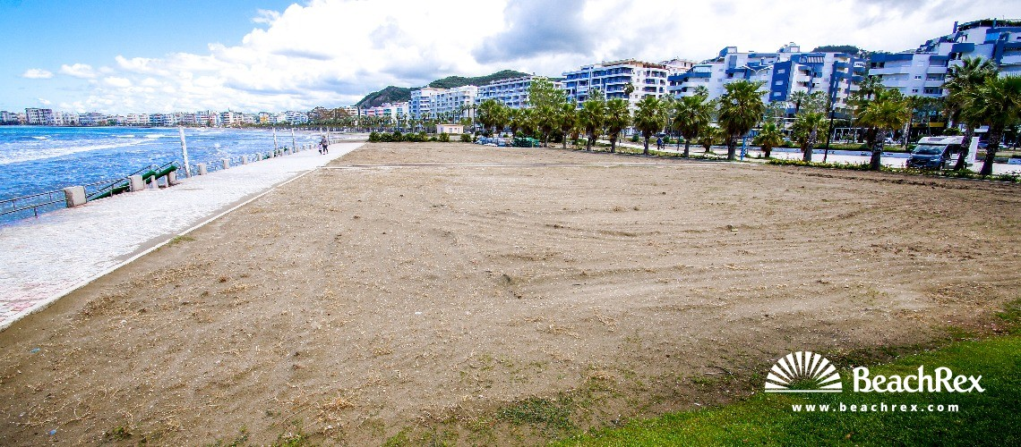 Albania - Vlorë -  Vlorë - Plazhi Vlorës 1