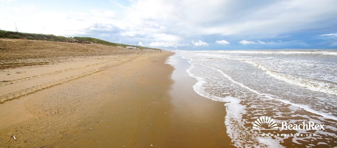Netherlands - ZuidHolland -  Wassenaar - Strand 3 Wassenaarse