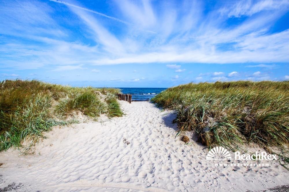 Germany - SchleswigHolstein -  Wisch - Strand Heidkate