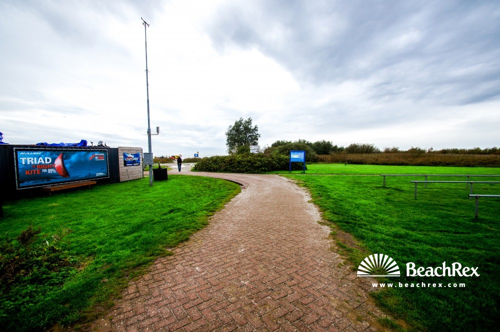 Netherlands - Friesland -  Workum - Strand It Soal