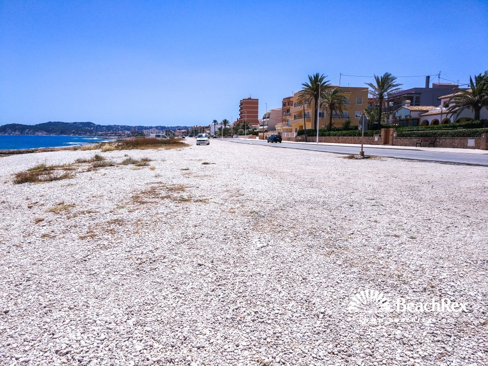 Spain - Valencia -  Xàbia - Platja Primer Muntanyar