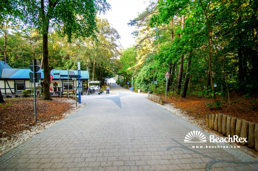 Germany - MecklenburgVorpommern - Usedom -  Zempin - Strand Zempin